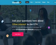 What is asktorontoq.com all about?