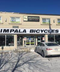Impala bicycles