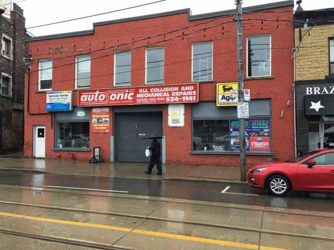 Autosonic Service Station Inc