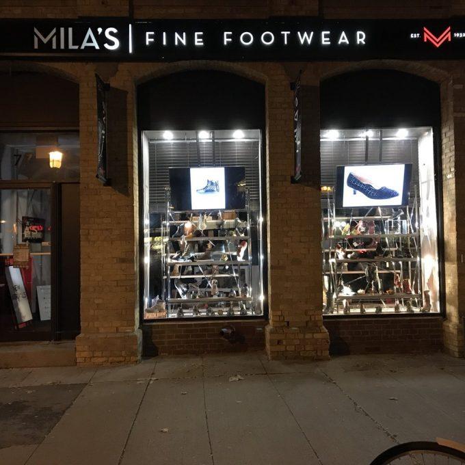 Mila's Fine Footwear